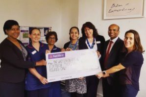 Charitable Giving to The Whittington Trust