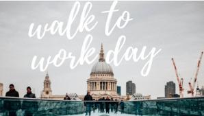 Walk To Work Day